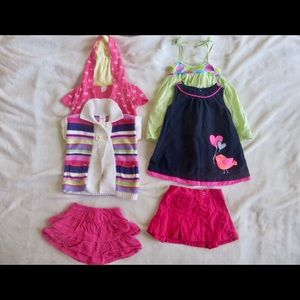 18 month old baby girl clothes